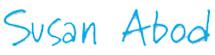 Susan Abod logo